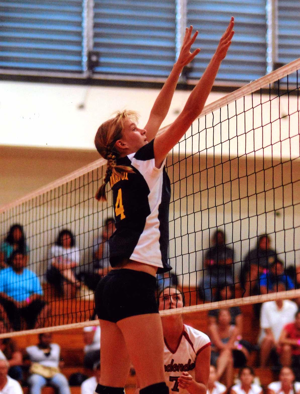 Juliana Behrens Volleyball